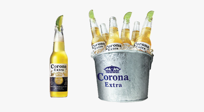 Corona Extra Mexican Clipart - Transparent Corona Beer Png, Png Download, Free Download