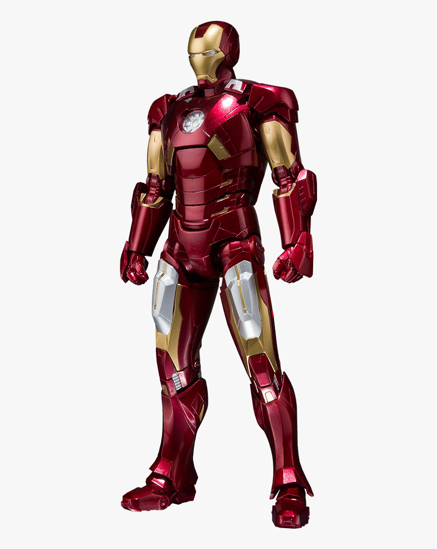 Sh Figuarts Iron Man Mark 7, HD Png Download, Free Download