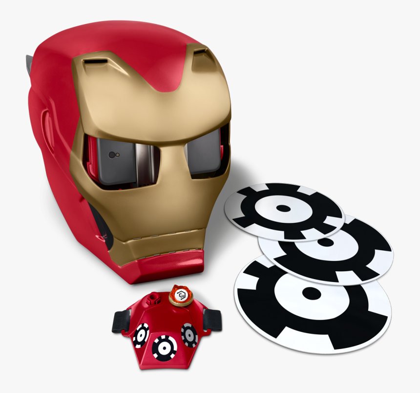 """Kids Don""""t Need To Play Pretend With Hasbro""""s New Toy - Iron Man Vr Headset, HD Png Download, Free Download"""