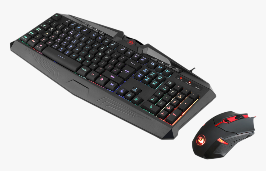 M901w 3 Gaming Keyboard And Mouse Transparent Background Hd Png Download Kindpng