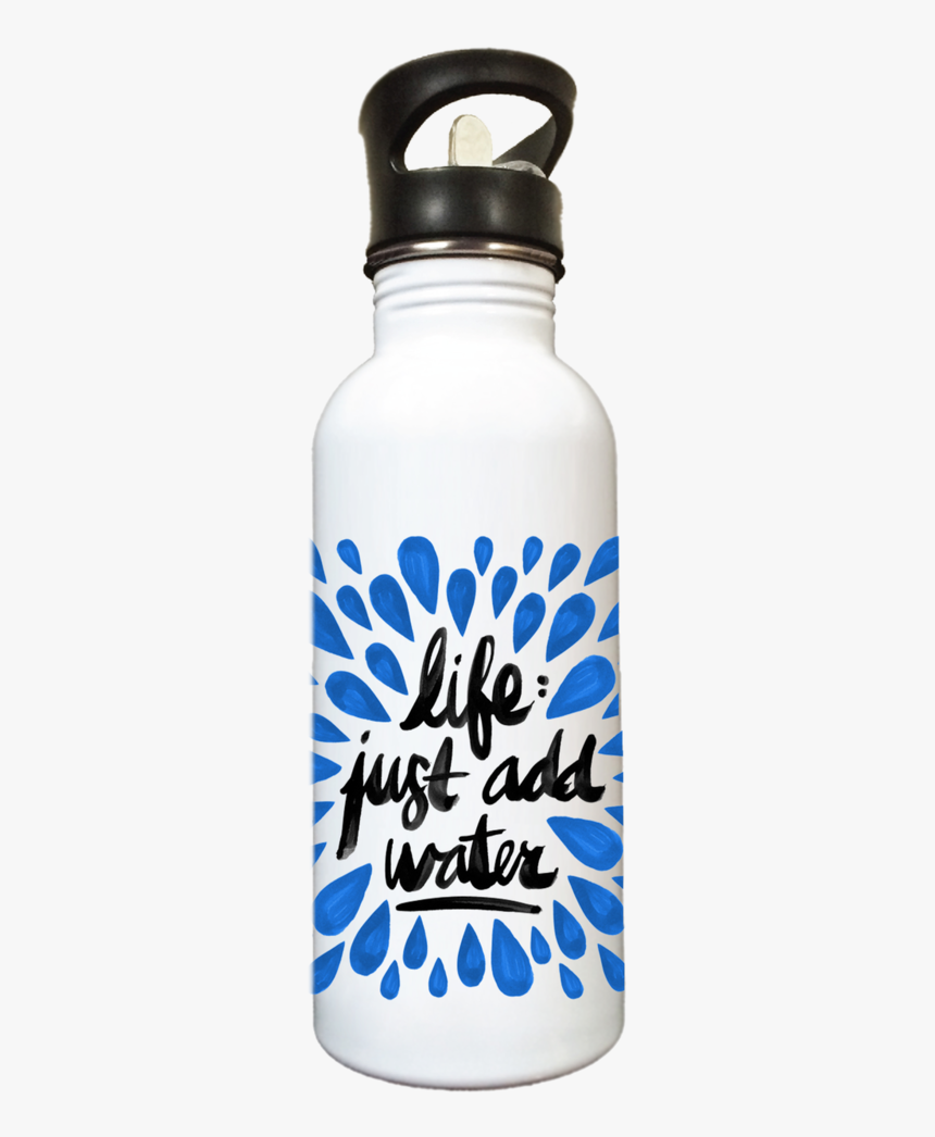 Bottle Just Add Water - Water Bottle, HD Png Download, Free Download