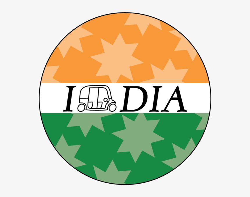 Stamp India - Circle, HD Png Download, Free Download