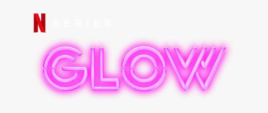 Glow Netflix Logo Png Transparent Png Kindpng