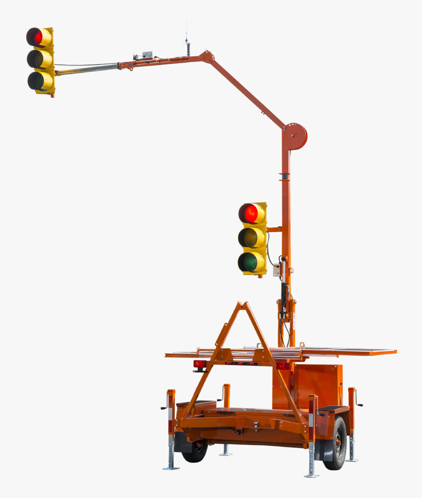 Portable Traffic Signal, HD Png Download, Free Download
