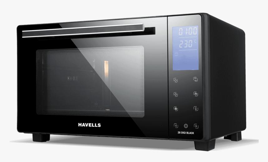 Otg 28 L Digi Black 1500 W - Havells, HD Png Download, Free Download