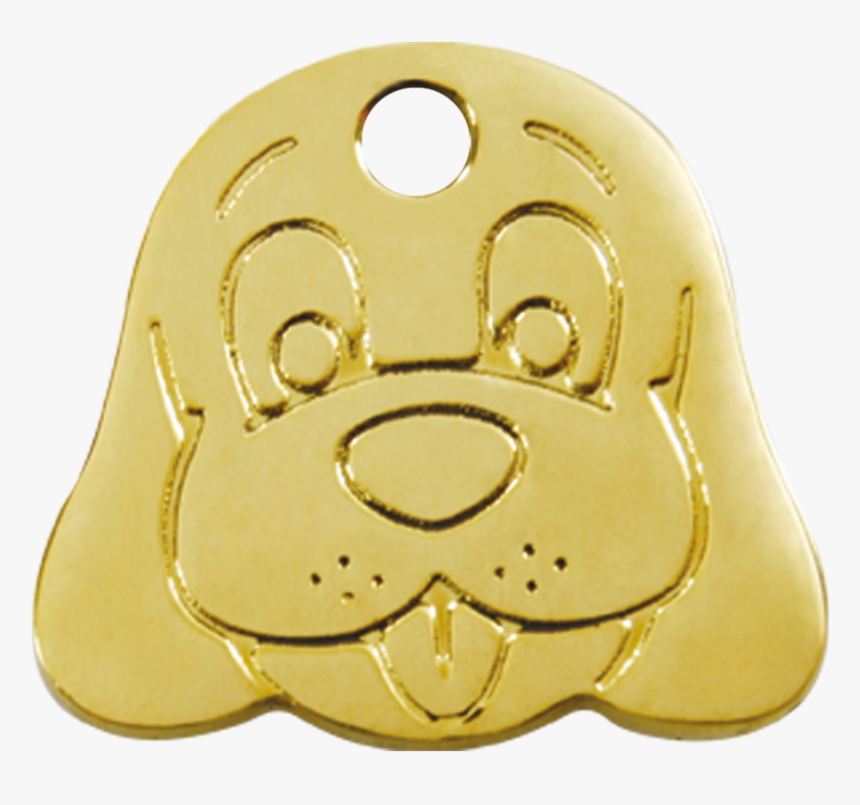 Red Dingo Brass Dog Id Tag - Pet Tag, HD Png Download, Free Download