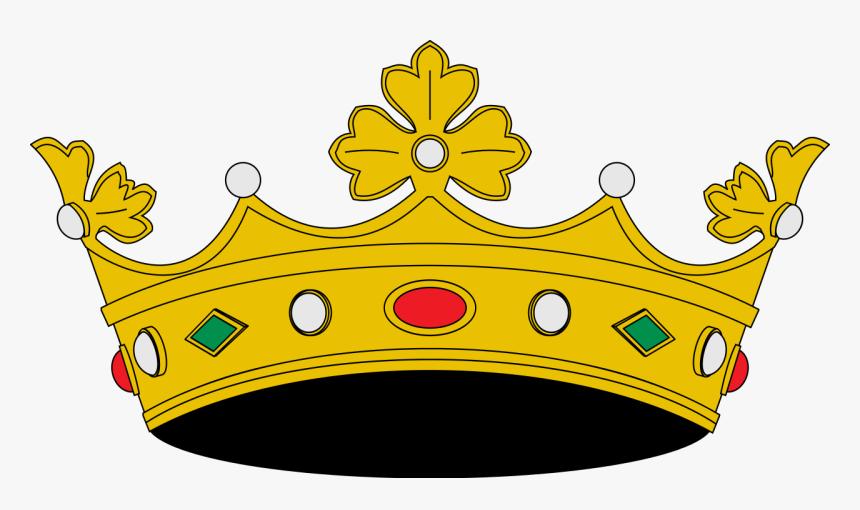 Corona Heraldica Png, Transparent Png, Free Download