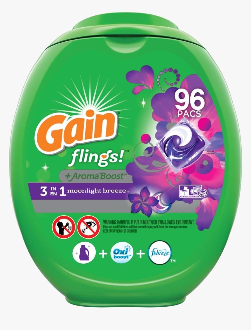 Gain Flings, HD Png Download, Free Download