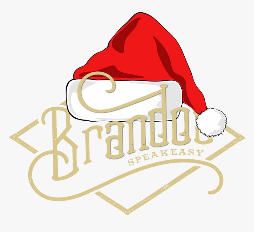 Brandos Logo Santa Hat, HD Png Download, Free Download