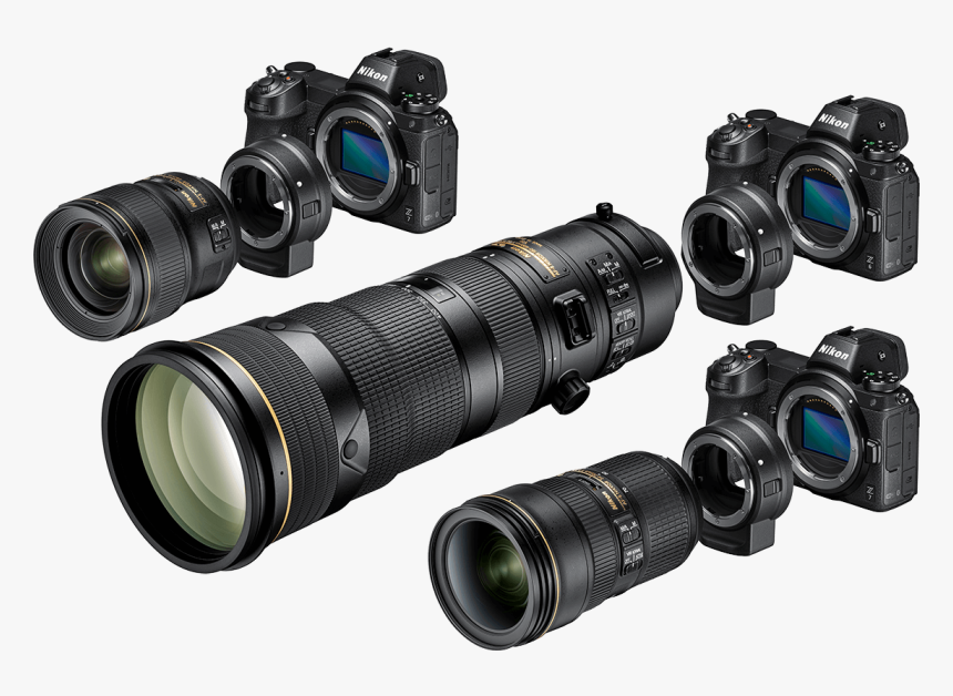 Canon EF 11-24mm Lens Review: Nikon Z Series Logo Png