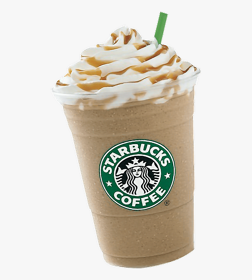 Sticker Stickers Coffee Starbucks Caramel Frappuccino Starbucks Frappuccino Transparent Background Hd Png Download Kindpng