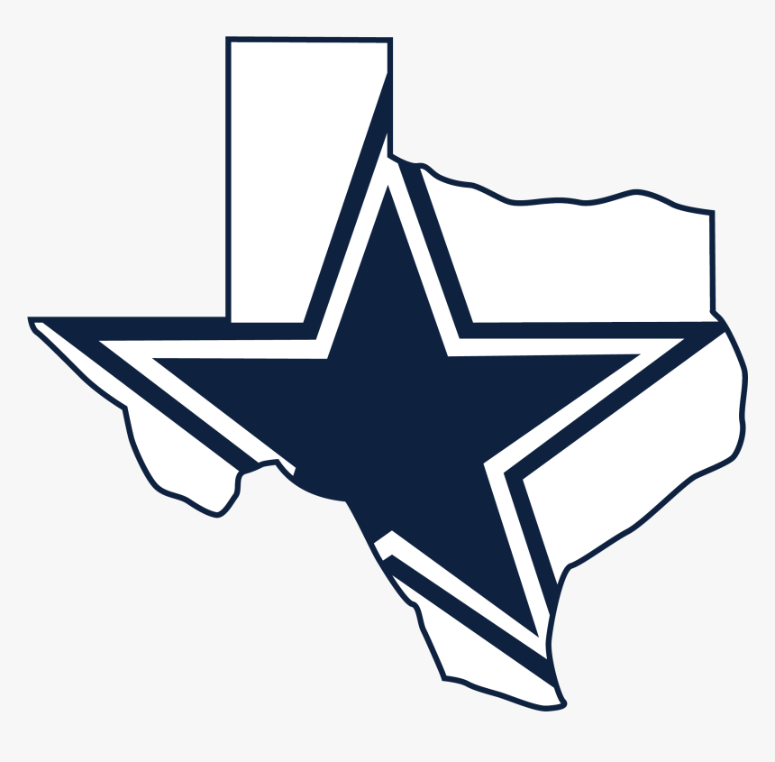 Pin By Brandon Thompson - Dallas Cowboys Star Transparent, HD Png Download, Free Download