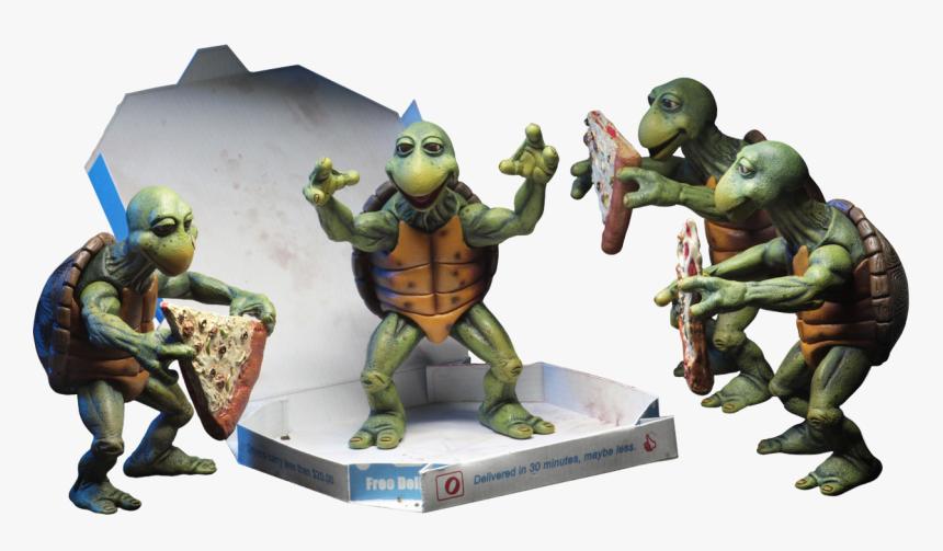 Teenage Mutant Ninja Turtles - Neca Tmnt Baby Turtles, HD Png Download, Free Download