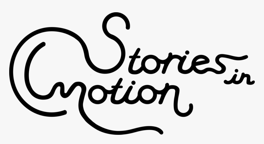 Stories In Motion Logo Clear - Calligraphy, HD Png Download, Free Download