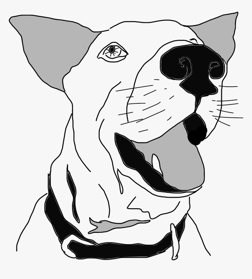48+ Kepala anjing vektor terupdate