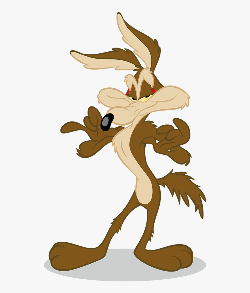 Wile E Coyote Silhouette, HD Png Download, Free Download