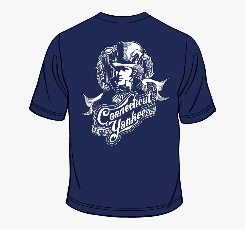 Cy Navylogoshirt Back, HD Png Download, Free Download