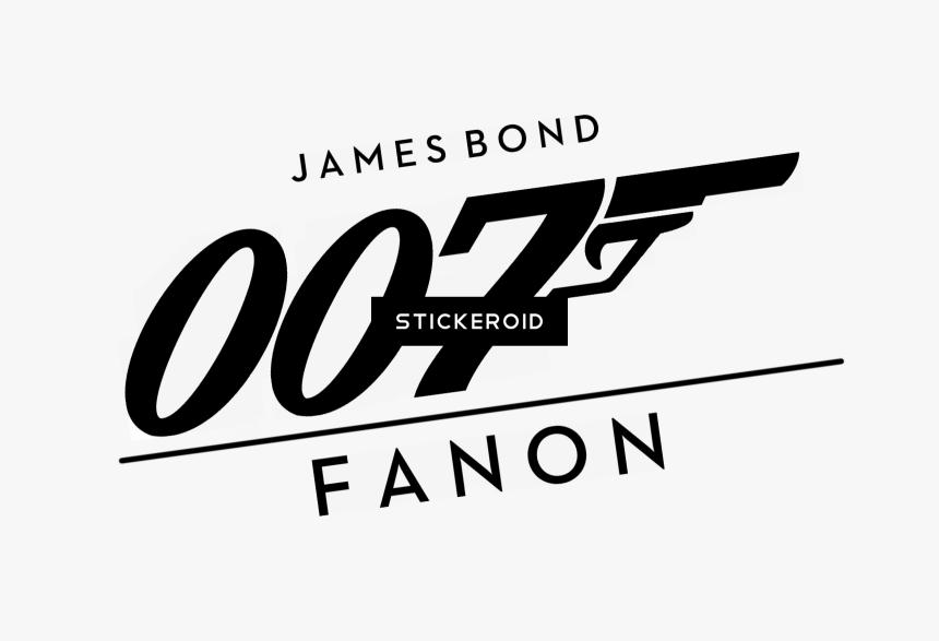 Cool Cutting Sticker Design , Png Download - James Bond Gun Drawing, Transparent Png, Free Download