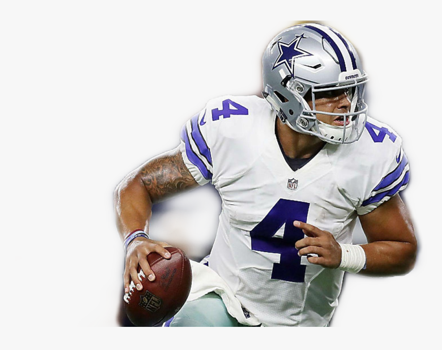 #dallascowboys #dallas #cowboys #texas #football #nfl - Dak Prescott High Quality, HD Png Download, Free Download
