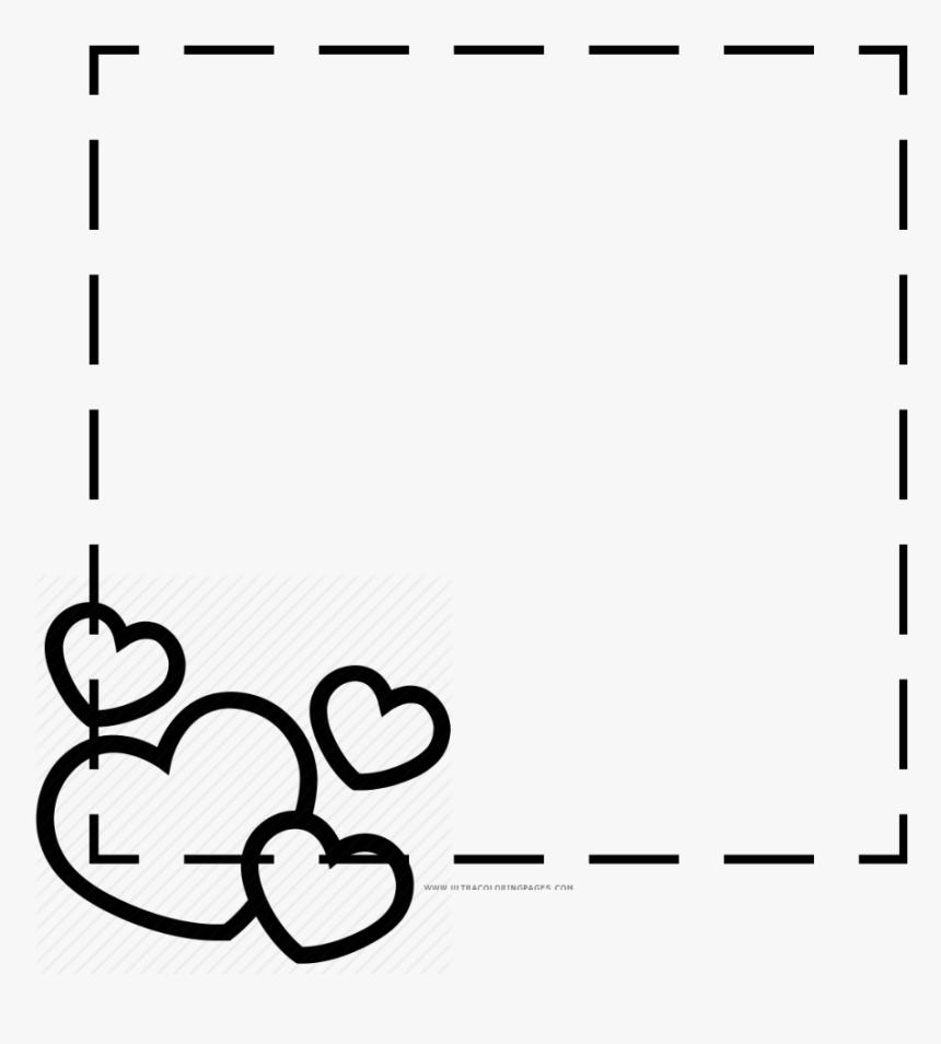 Background Frame Frames Heart Love Kpop - Cute Love Wallpaper Instagram, HD Png Download, Free Download