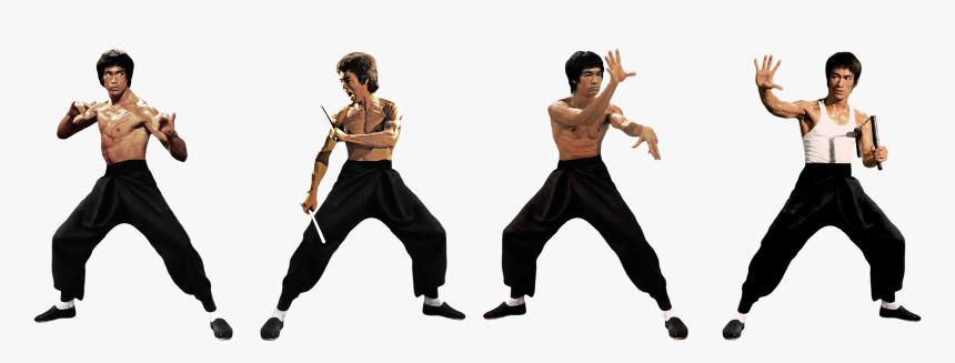 Bruce Lee Png - Bruce Lee Full Body, Transparent Png, Free Download