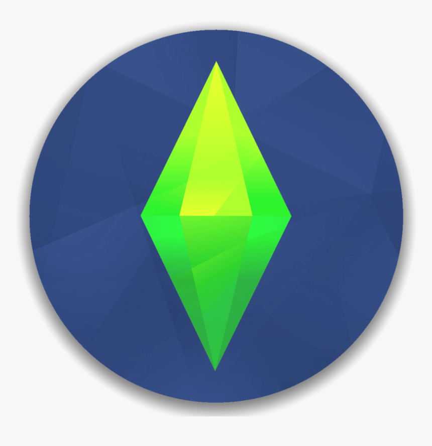 Transparent The Sims 4 Logo Png - Icon The Sims 4, Png Download, Free Download
