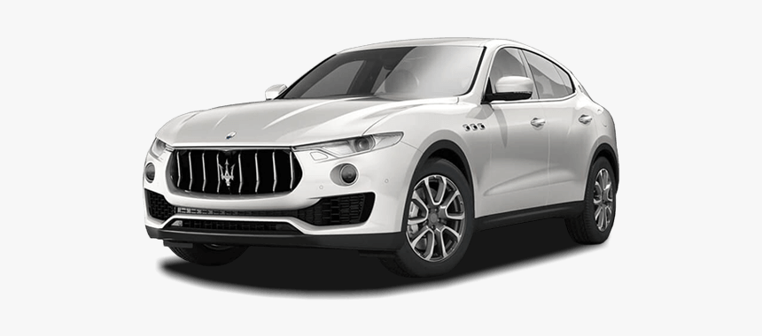 Thumb Image - Maserati Levante White 2018 Rear, HD Png Download, Free Download