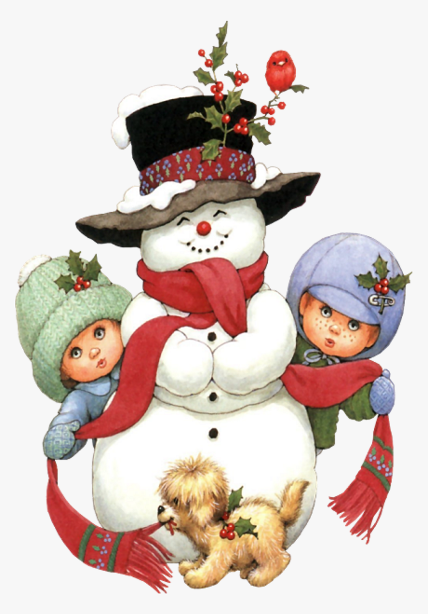 Transparent Background Christmas Cartoons Png, Png Download, Free Download