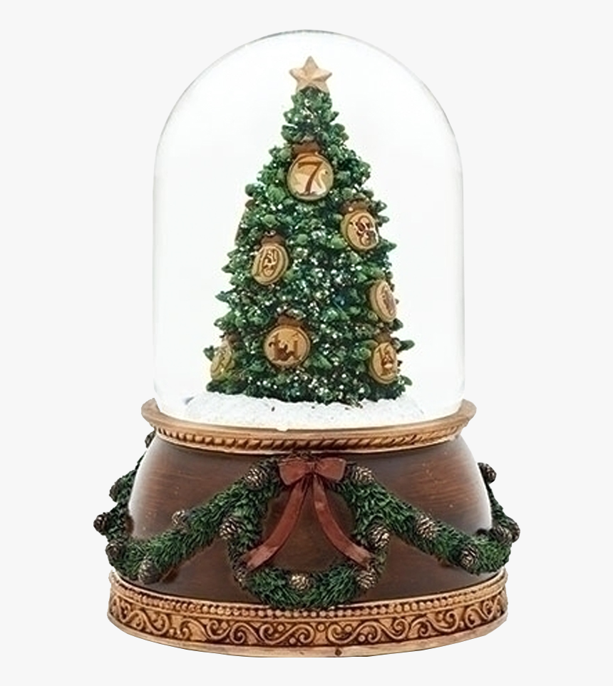 Snow Globe Png Christmas, Transparent Png, Free Download