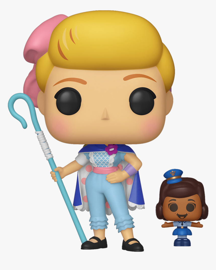 Funko Pop Toy Story 4 Bo Peep, HD Png Download, Free Download