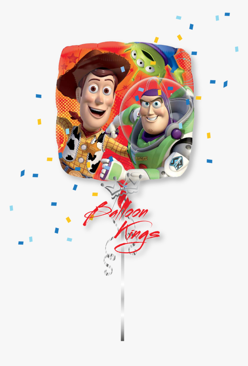 Toy Story Group - Toy Story Plate Birthday, HD Png Download, Free Download