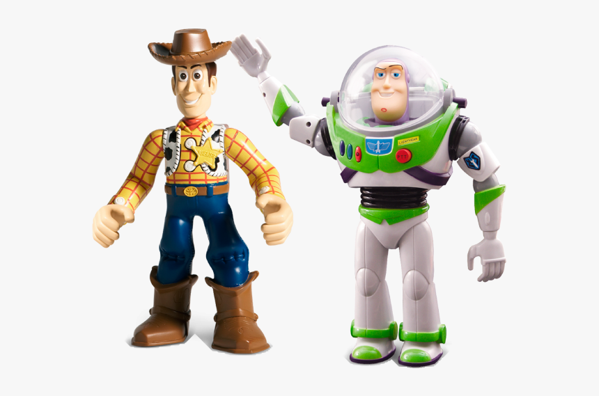 Toy Story Walkie Talkie Buzz & Woody - Walkie Talkie Toy Story Png, Transparent Png, Free Download
