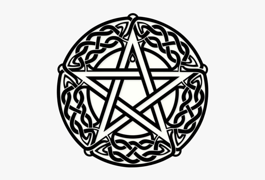Pentagram Clock Face, HD Png Download, Free Download