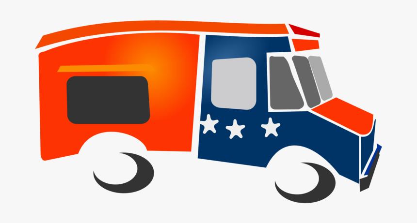 Area,car,brand - Food Truck Cartoon Png, Transparent Png, Free Download