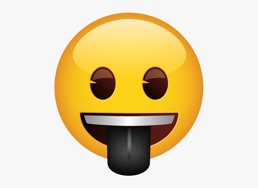 Smiley Face With Sharp Teeth, HD Png Download, Free Download