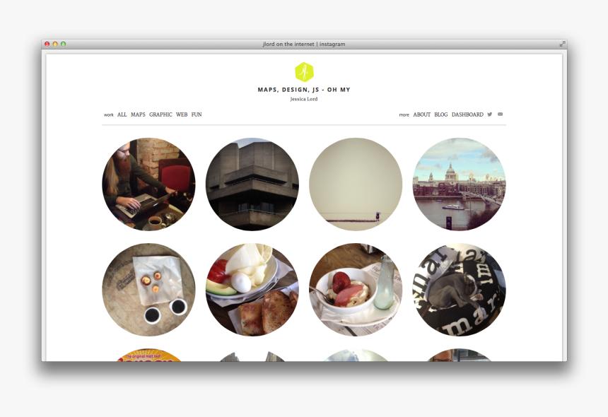 Transparent Instagram Circle Png - Instagram Circles, Png Download, Free Download