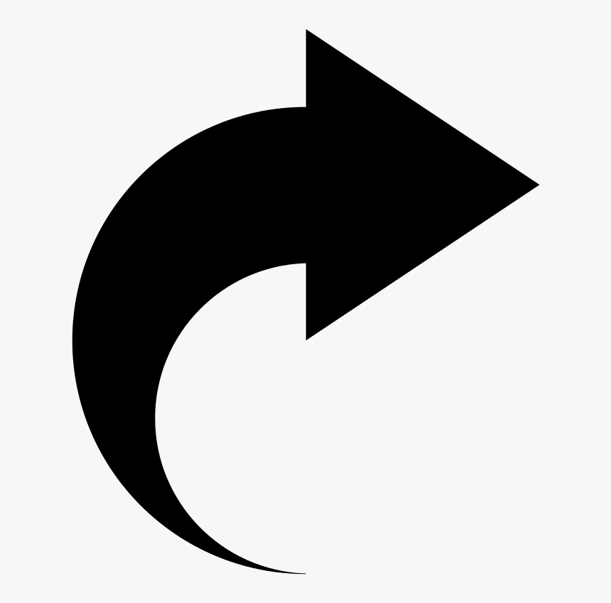 Share Arrow Icon Png, Transparent Png, Free Download