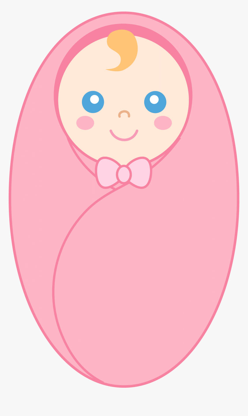 Transparent Newborn Baby Png - Baby Girl Baby Clipart, Png Download, Free Download