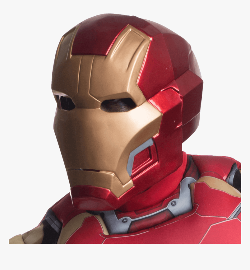 Age Of Ultron Adult Iron Man Mask - Iron Man Mark 43 Helmet, HD Png Download, Free Download