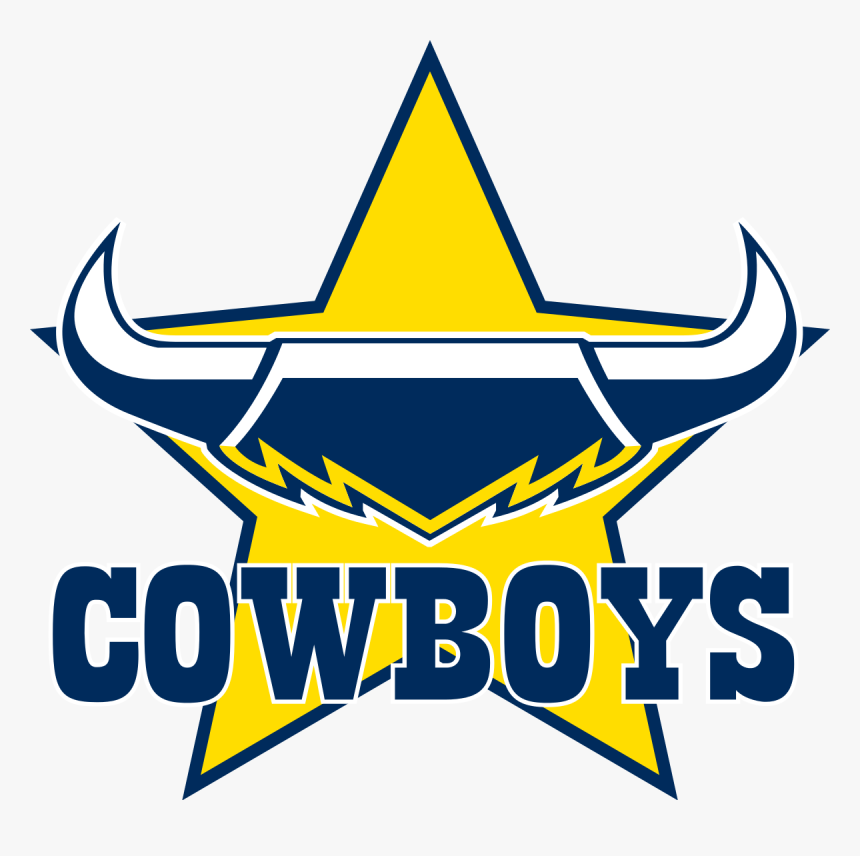 North Queensland Cowboys Logo, HD Png Download, Free Download