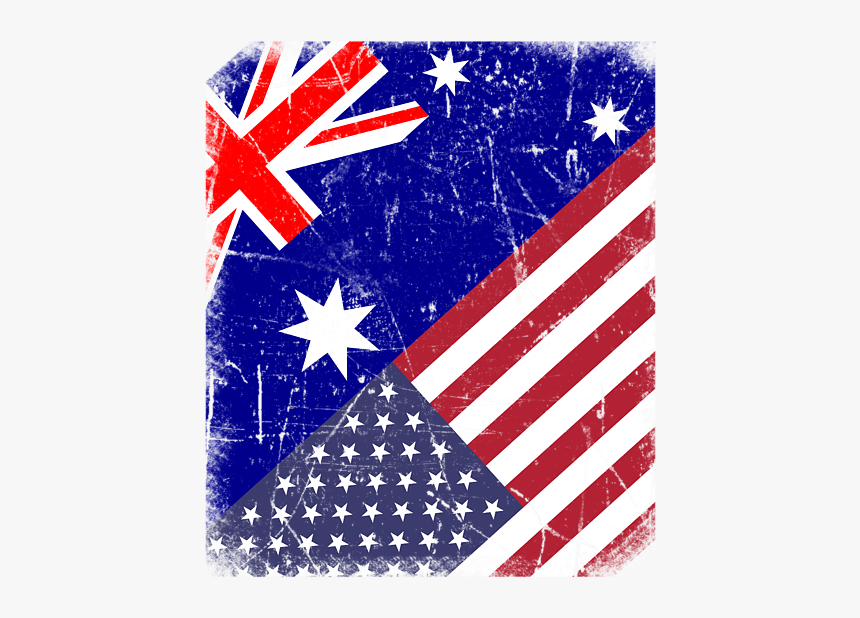 Us Flag In Australia, HD Png Download, Free Download