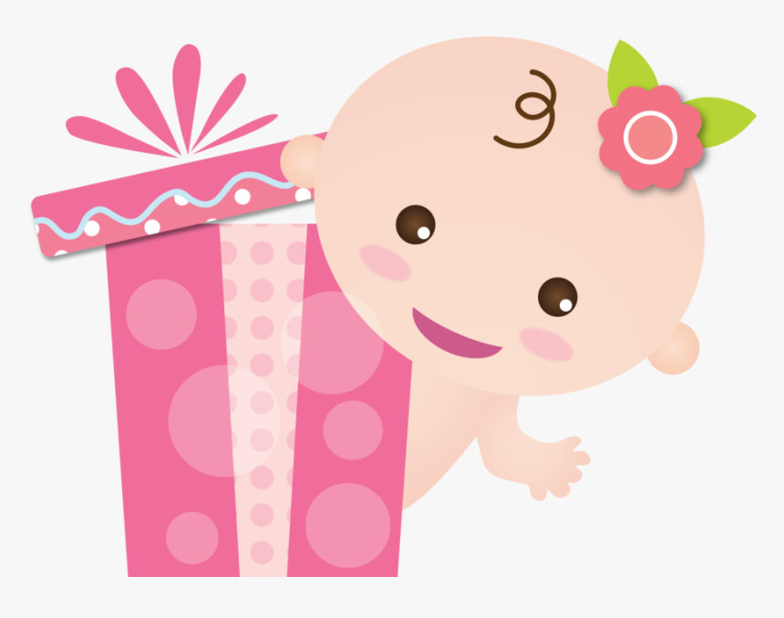 Baby Girl Clip Art Cute Baby Clipart Png Transparent Png Kindpng