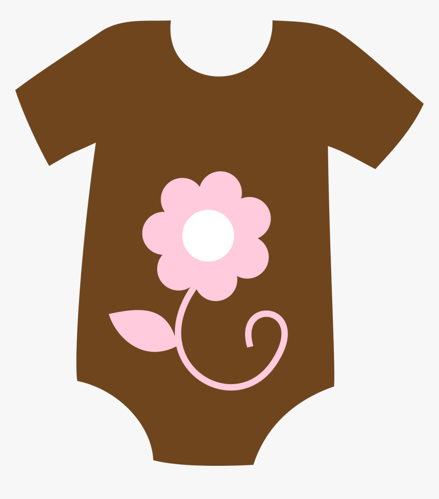 Baby Girl Onesie, Baby Baby, Clipart Baby, Baby Cards, - Baby Girl Clipart, HD Png Download, Free Download