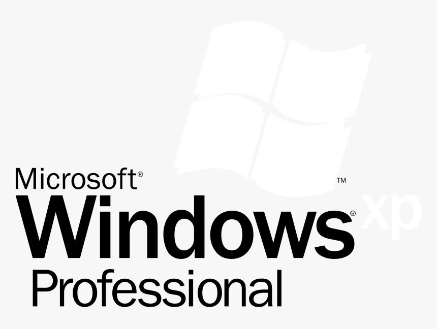 Microsoft Windows Xp Logo Png - Windows Xp, Transparent Png, Free Download