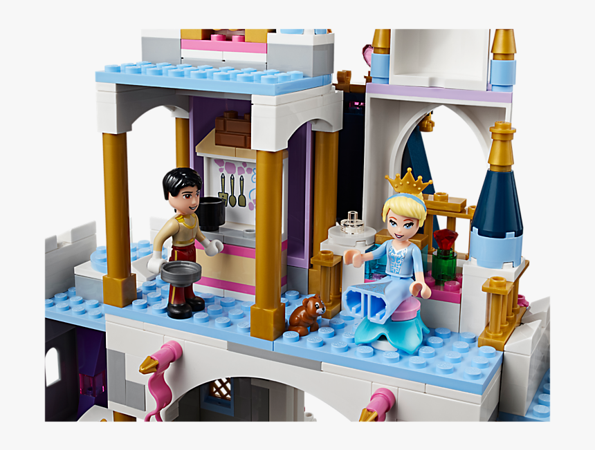 41154 Lego Disney Princess Cinderella/'s Dream Castle