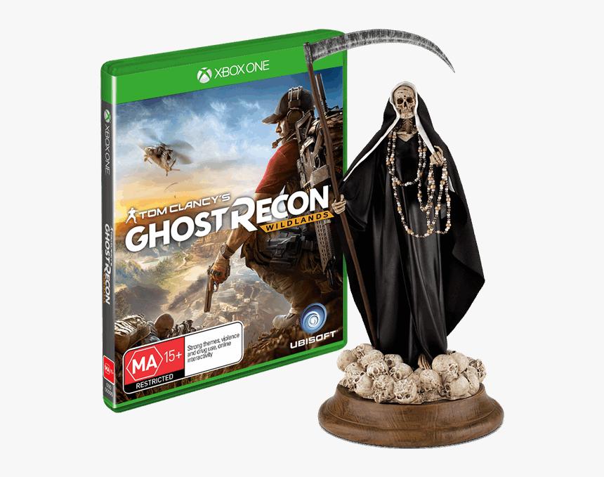 "Tom Clancy""s Ghost Recon - Fallen Angel Ghost Recon Wildlands, HD Png Download, Free Download"