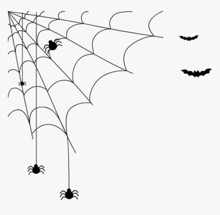 Halloween Net Spider Bats Bat Spiders Teia De Aranha