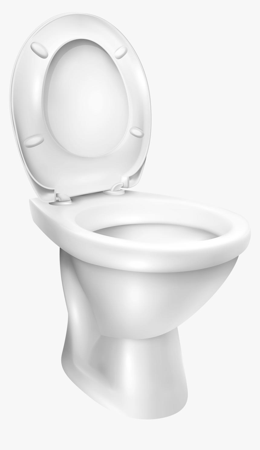 Toilet Bowl Png Clip Art - Toilet Bowl Png, Transparent Png, Free Download