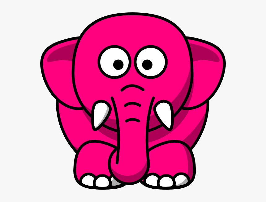 Pink-elephants - See Pink Elephants Idiom Meaning, HD Png Download, Free Download