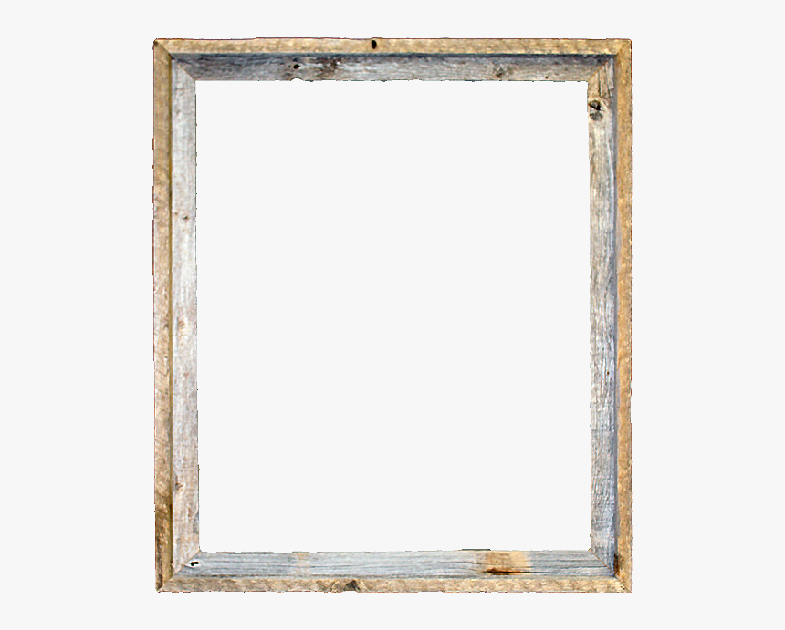 Rustic Wood Png Banco De Imágenes - Transparent Background Rustic Frames, Png Download, Free Download